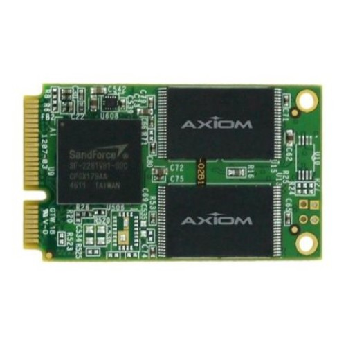 Axion AXG93311 Axiom 240 GB Internal Solid State Drive - SATA - mSATA (MO-300)