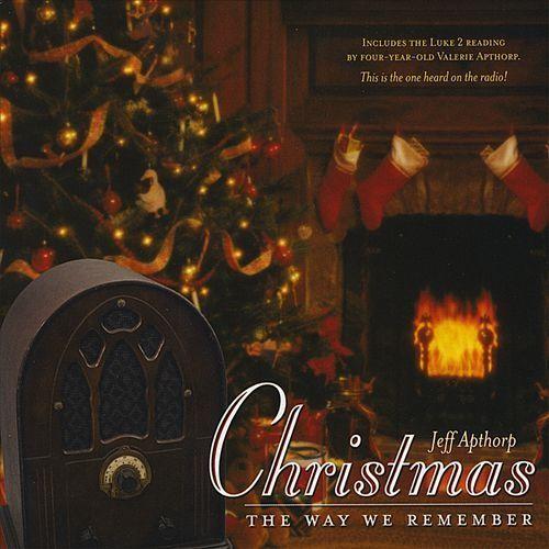 Christmas the Way We Remember [CD]