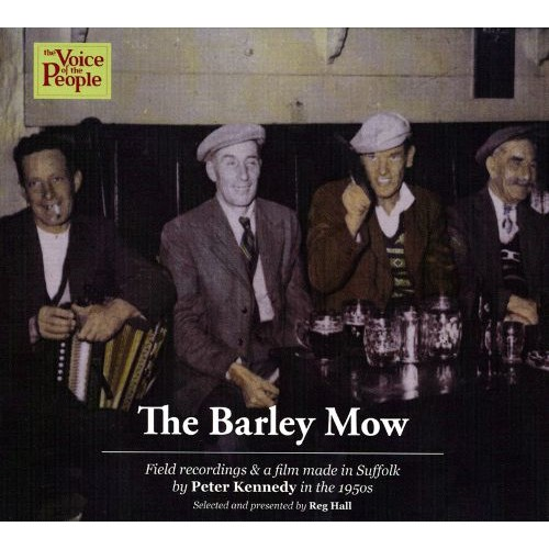 The Barley Mow: The Voice of the People [CD & DVD]
