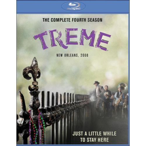 Treme: The Complete Fourth Season [2 Discs] [Blu-ray]