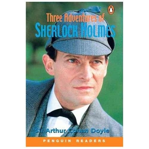 Three Adventures of Sherlock Doyle, Arthur Conan Sir