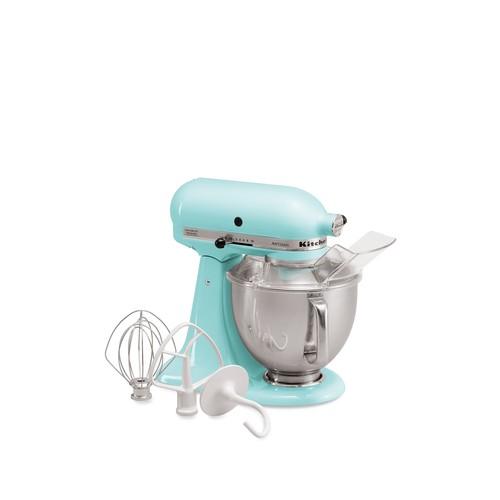 5 Quart Artisan Stand Mixer - Ice Blue
