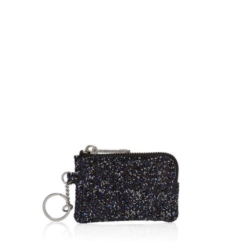 REBECCA MINKOFF Little Lottie Glitter Coin Case