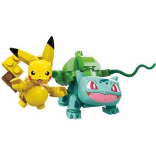 Mattel Mega Construx - Pokemon Battle Building Set