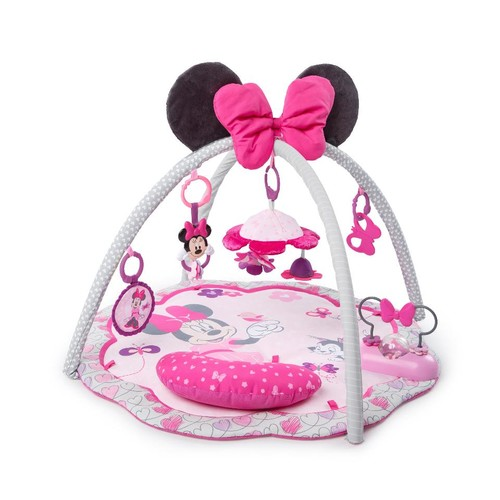 Minnie Bow Cute Garden Fun Activity Gym