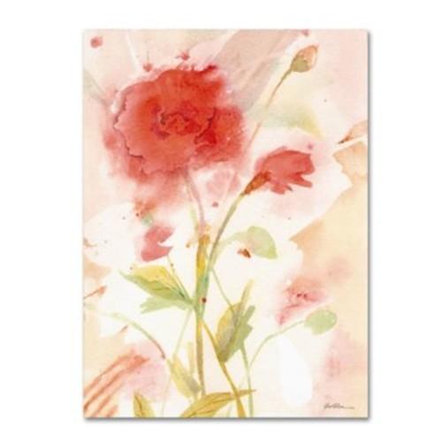Trademark Fine Art 'Wild Rose' 18