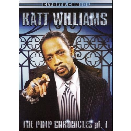 Katt Williams: Pimp Chronicles Pt. 1 (DVD)