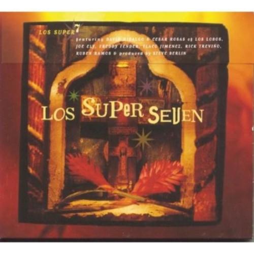 Los Super Seven [CD]