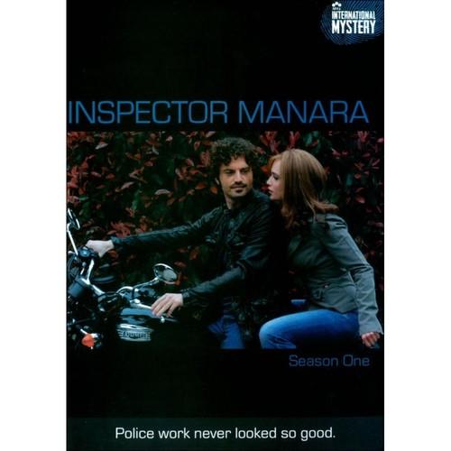 Inspector Manara: Season One [4 Discs] [DVD]