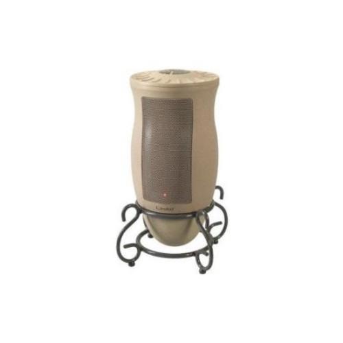 Lasko Designer 6435 Oscillating Ceramic Heater - Ceramic - Electric
