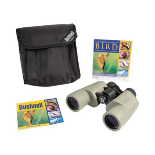Bushnell BUSHNELL 118042C Birder 8x 40mm Porro Binoculars with CD BSH118042C