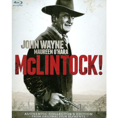 McLintock! [Blu-ray] [1963]