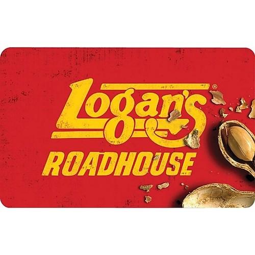 Logan's Roadhouse Gift Card $25