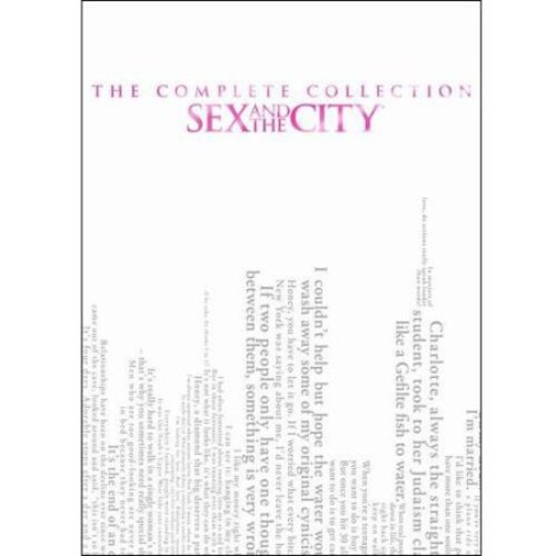 Sex & The City: Complete Series (7 Disc) (Boxed Set) (DVD)