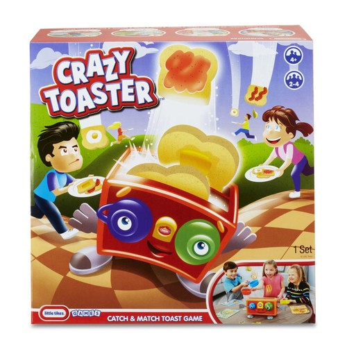 Little Tikes Crazy Toaster Game