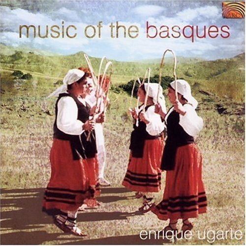 Music Of The Basques CD (2002)