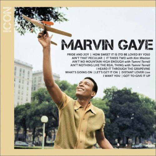 Marvin Gaye - Icon: Marvin Gaye