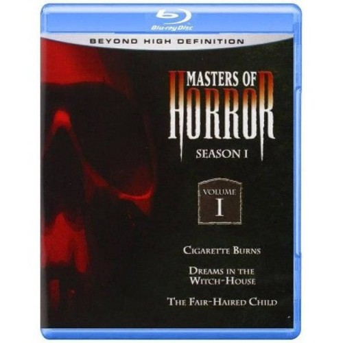 Masters of Horror: Season 1, Vol. 1 [Blu-ray]