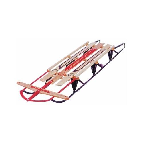 Flexible Flyer Steel Runner Sled, 60-inch