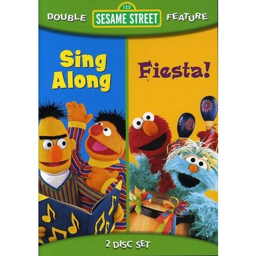 Sesame Street Double Feature: Sing Along & Fiesta!