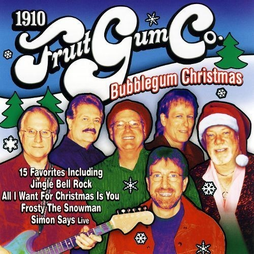Bubblegum Christmas By 1910 Fruitgum Company (Audio CD)