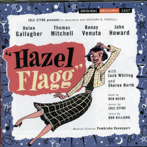 Hazel Flagg [Original Broadway Cast Recording] [CD]