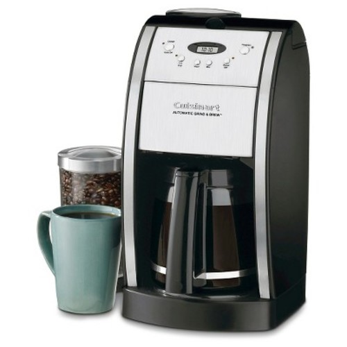 Cuisinart DGB-550BK 12 Cup Automatic Coffeemaker Grind [1]