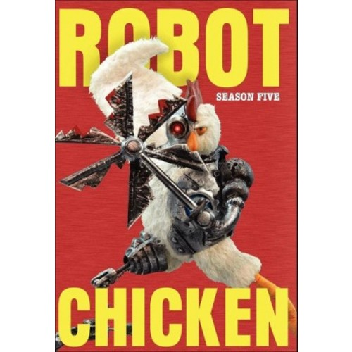 Robot Chicken: Season Five [2 Discs]