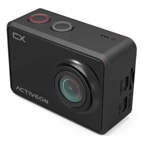 ACTIVEON CX Action Cam, Black CCA10W