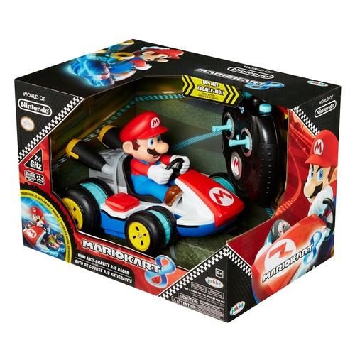World of Nintendo Mini RC Racer - Mario