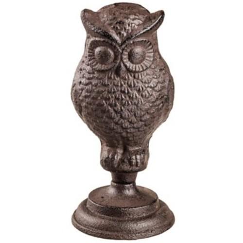 Prinz Cast Iron Owl Statue