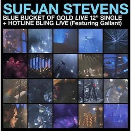 Sufjan Stevens - Carrie & Lowell Live (Vinyl)