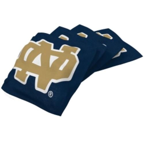 Wild Sports Notre Dame Fighting Irish XL Cornhole Bean Bags