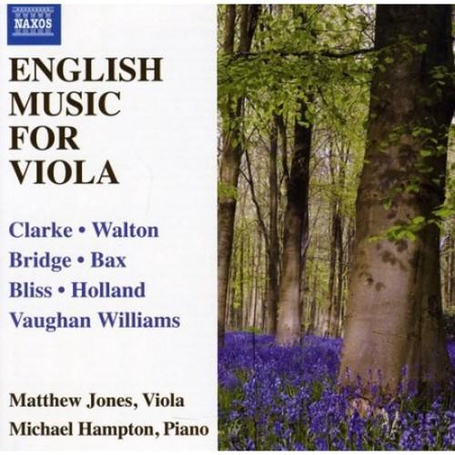 English Music for Viola [CD]