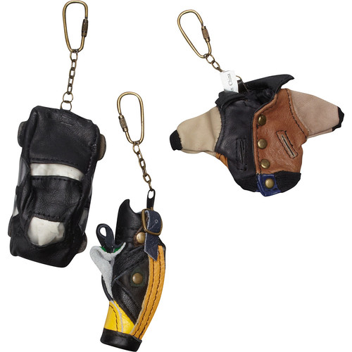 AmeriLeather Leather Key Chains (36 pc. Pack)