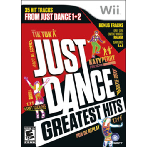 Just Dance Greatest Hits [Pre-Owned]