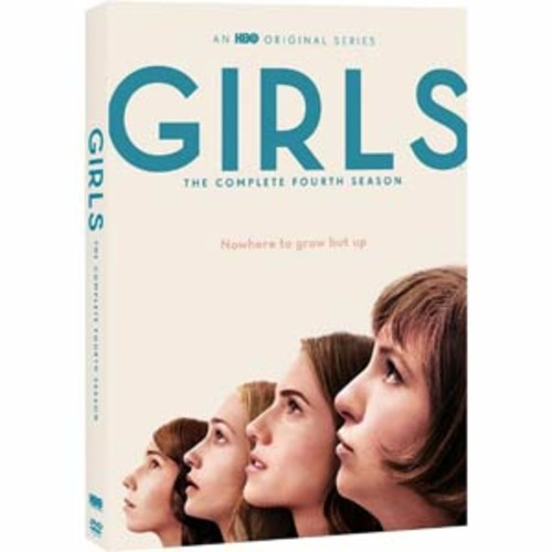 Girls: The Complete Fourth Season [DVD]
