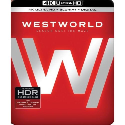 Westworld: The Complete First Season [4K Ultra HD Blu-ray]