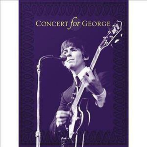 Various - Concert For George (CD)