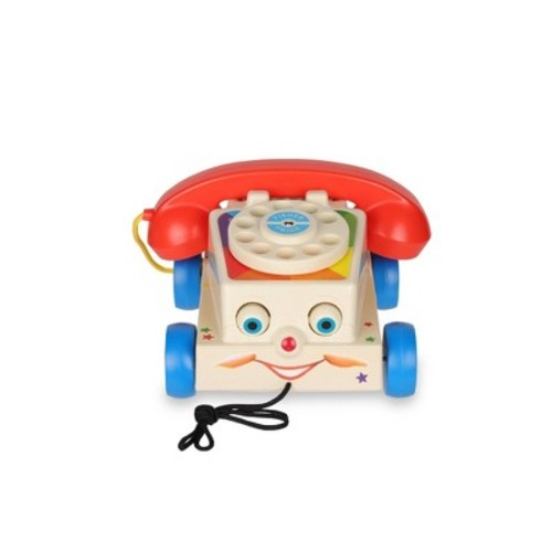 Fisher-Price Chatter Phone Classic Toy