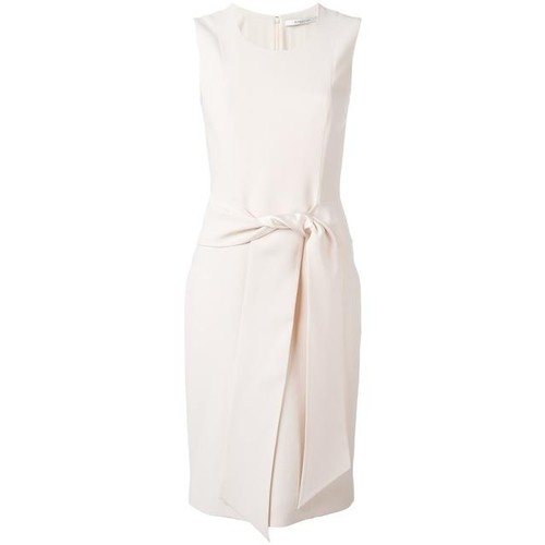GIVENCHY Waist-Tie Shift Dress