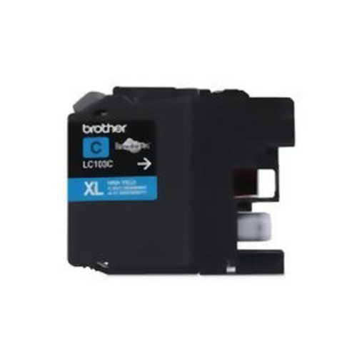 Brother PX4560 M Brother Printer LC103C High Yield Cartridge Ink, Cyan