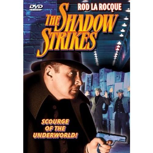 The Shadow Strikes [DVD] [1937]