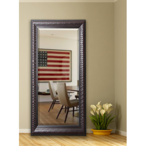 Handcrafted Extra Tall Floor Mirror