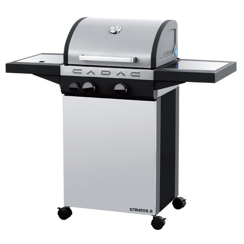 Cadac Stratos 2 Gas Range Grill with StainlessSteel Dome