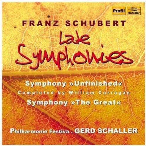 Schubert:late Syms