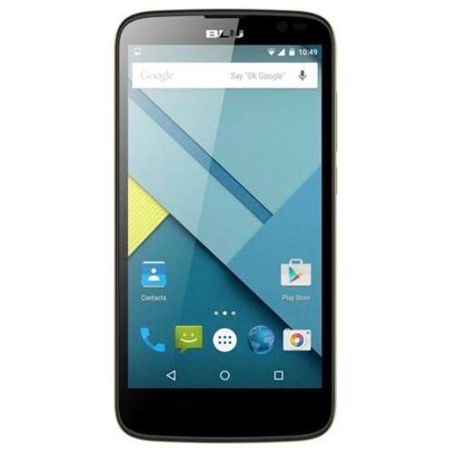 Blu Studio G D790u 4GB Dual-SIM Smartphone, GSM/3G HSPA+, Unlocked, Gold PBN200631