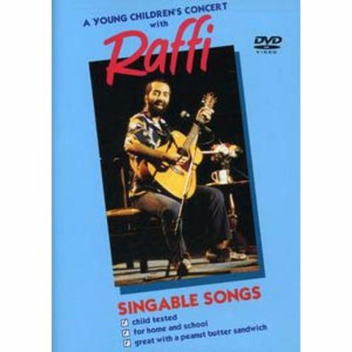 A Raffi: A Young Children's Concert with Raffi DD2