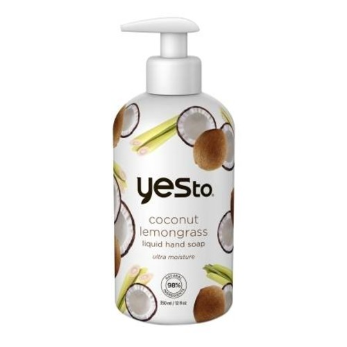 Yes to Coconut Lemongrass Liquid Hand Soap