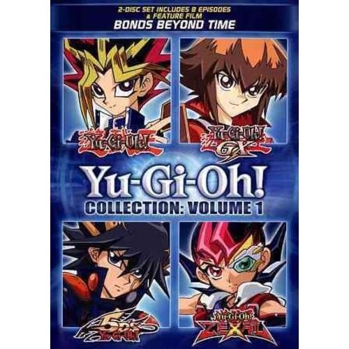 Yu-Gi-Oh!: The Yu-Gi-Oh Collection Vol. 1 (DVD)